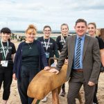 Redcar and Stockton colleges celebrate new venture with Festival of Thrift partnership