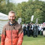 Festival's food guru reads the way to ethical eating