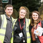 It's great to get involved say Festival of Thrift volunteers