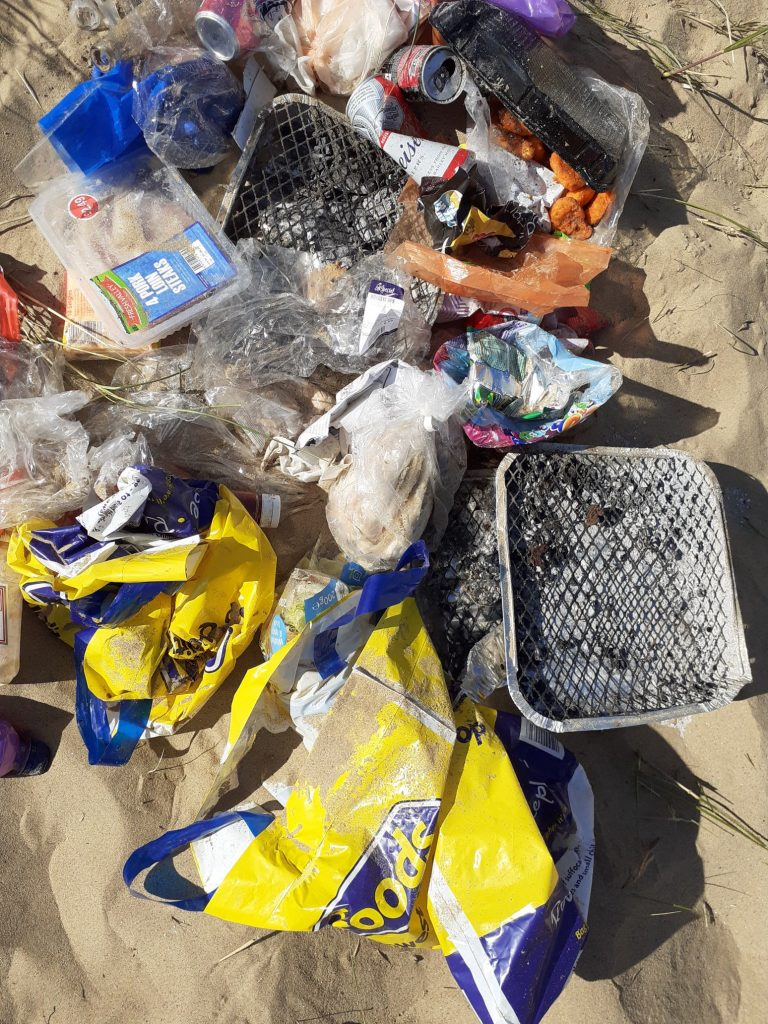 diane-watson-post-lockdown-beach-litter-3