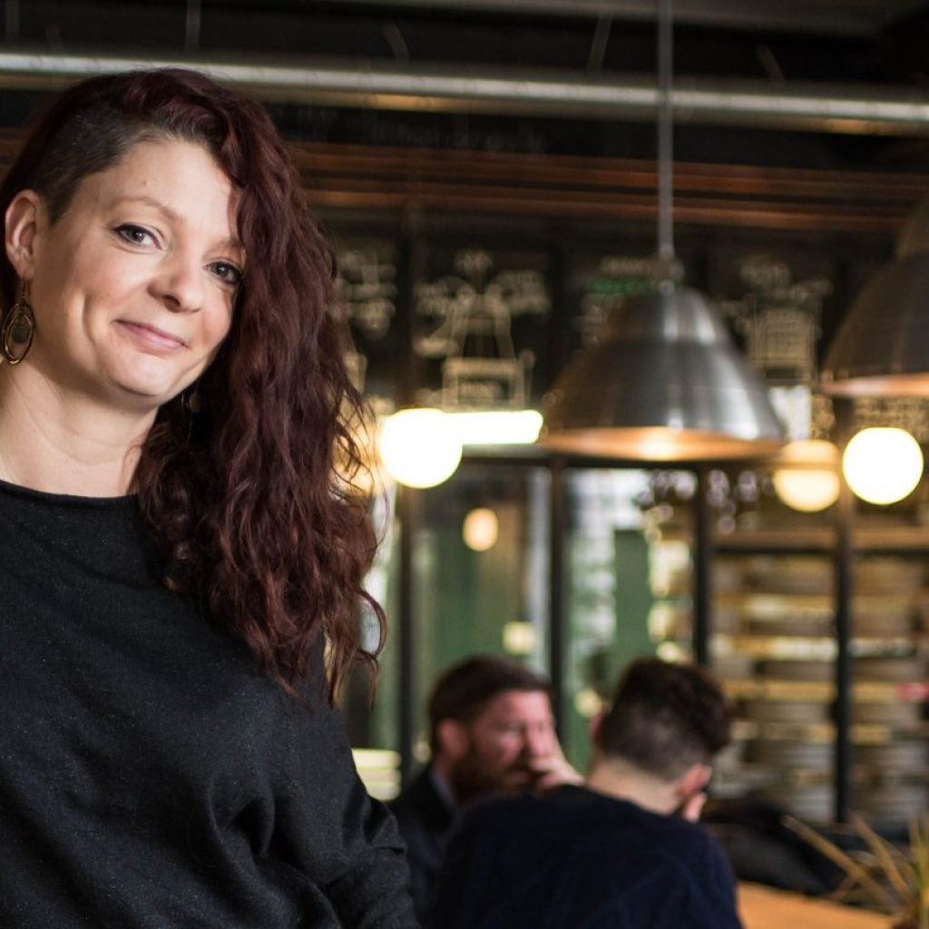 Emma Whitenstall, Festival of Thrift's Executive Director